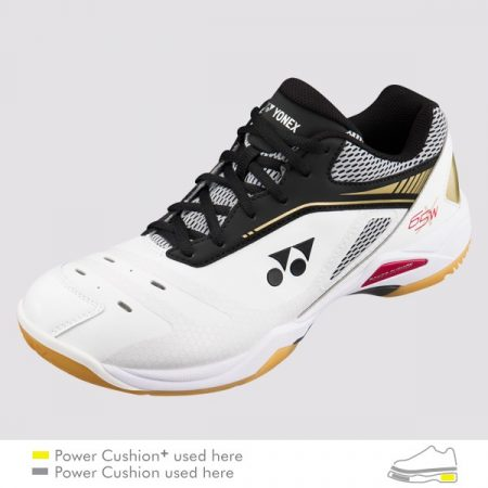 2018 Power Cushion 65X wid Yonex Tollaslabda cipő